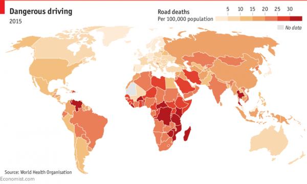 وفيات المررور