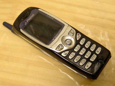 أول هاتف نقال مزود بكاميرا
