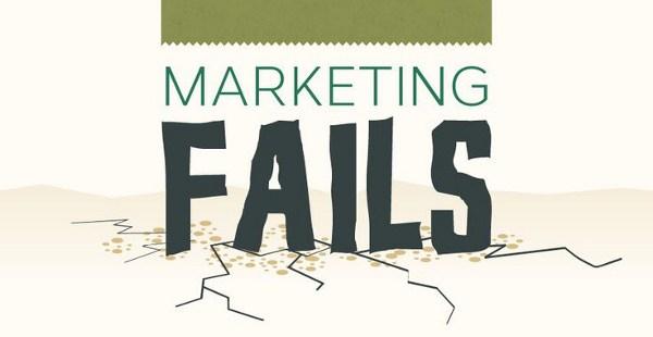 حالات واقعية لفشل التسويق الدولي