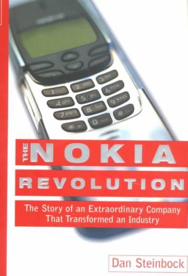 كتب تتكلم عن نجاح شركة نوكيا 1